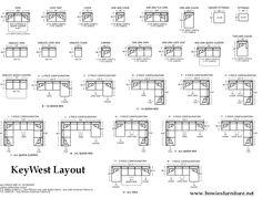 construction diagram for a sofa | Shop Stanton Sofas at Rife's ...