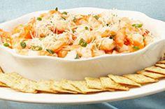 Trempette aux crevettes en sauce cocktail et au PHILADELPHIA --------------------------------------------Les coupes de crevettes (communément appelées «cocktails de crevettes») connaissent toujours un succès fou. En voici une version facile à apporter à une prochaine réception.