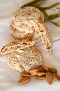 Biscotti Biscuits, Biscotti Cookies, Italian Biscuits, Italian Cookies, Almond Paste Cookies, Cooking Cookies, Salted Butter, Burritos, Italian Recipes
