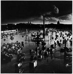 Place de la Concorde, Paris, 1950 by Gordon Parks