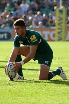zoemitchellphotography:  Leicester Tigers v Newcastle Falcons, 21/08/13
