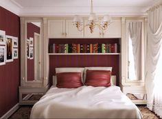 room Closet Bedroom, Dream Bedroom, Room Decor Bedroom, Basement Bedrooms, Dorm Storage, Bedroom Storage, Wardrobe Bed, Small Master Bedroom, Small Bedrooms
