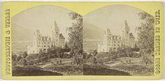Oscar Kramer | Schloss Vischhorn und die Tauern, Oscar Kramer, 1860 - 1880 |