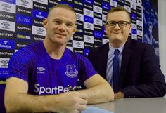 Wayne Rooney to rejoin Everton from Manchester United.  #Rooney #RooneyReturns #RooneyEverton  Visit: FootballAddictions.com for more info & updates