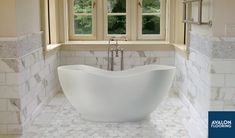 Calacatta Marble in your bathroom is the ultimate design choice. With a wide range of styles, sizes and colors available you are sure to find the perfect marble for your space.