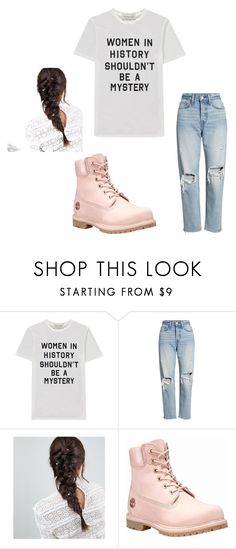 """""""Untitled #84"""" by lyles03 on Polyvore featuring Être Cécile, Levi's, ASOS and Timberland"""