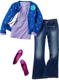 Girls Clothes: Complete Looks Outfits We Love   Old Navy