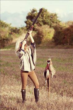 Women Hunting www.kevinscatalog.com