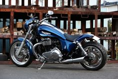Another great looking Thunderbird Triumph Motorbikes, Triumph Bonneville, Triumph Motorcycles, Cars And Motorcycles, Triumph Thunderbird Sport, Zx 10r, Bobber Chopper, Cafe Style, Hot Bikes
