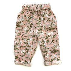 "Pantalon Enfant Fille et Garçon Léger en Coton ""Raja"" Patterned Shorts, Men, Fashion, 12 Year Old, Plus Size, Cotton, Moda, Printed Shorts, Fashion Styles"