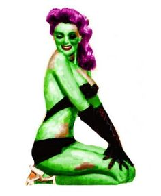 Cartoon Zombie Pin-Up girl Zombie Pin Up, Zombie Style, Zombie Girl, Pin Up Girls, Pinup Photoshoot, Pin Up Tattoos, Flash Art, Doll Parts, Pin Up Art