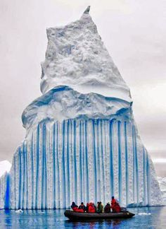 Mysterious Iceberg