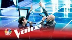 """The Voice 2015 - Keith Semple vs. Manny Cabo: """"Baba O' Riley"""" (Sneak Peek)"""