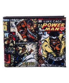 Marvel Luke Cage Bi-Fold Wallet