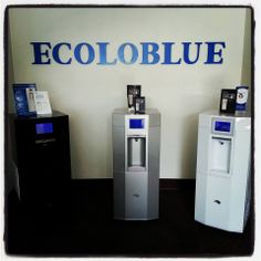 EB30 and EB30ME Machines #Water #AtmosphericWaterGenerator #AWG #EcoloBlue…