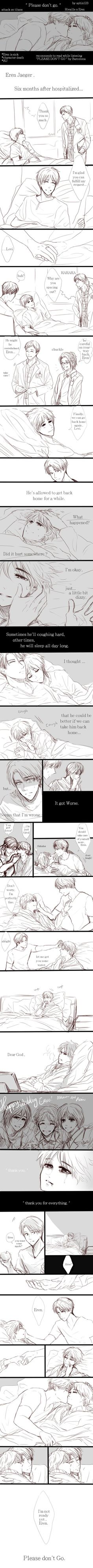 Read while listening to this song >> www.youtube.com/watch?v=1n0kdY… laksjdlkasjdlkajsdlk I LOVE ANGST , AND FINALLY I CAN DRAW A COMIC FOR MY OTEPEH RIVAERE FTW scene is inspirated by...