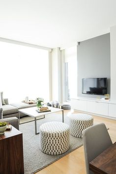 False Creek Condo by After Design #Design #HomeInterior #Furniture #Interiors #Decor