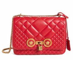 67cbaefd0c4 VERSACE Medium Quilted Icon SHoulder Bag ❤ 🖤  bags  bag  style  .  Accessories ShopHandbag ...