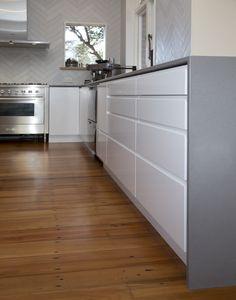 Kitchen Sally Steer Design Wellington NZ Design Kitchen, Kitchen Ideas, Sally, Envy, Kitchen Cabinets, Home Decor, Design Of Kitchen, Decoration Home, Room Decor