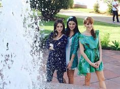 Nina,Delfina e Jazmin