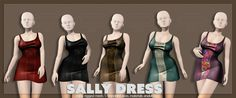 Pure Poison - Sally Dress AD | Flickr - Photo Sharing!