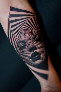 Jessi Manchester - Tattoo Art