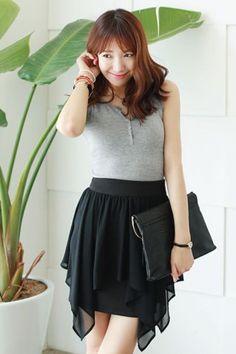 #Codiforyou               #Skirt                    #Aphrodite #Skirt         Aphrodite Skirt                                     http://www.seapai.com/product.aspx?PID=556437