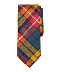 Brooks Brothers // Work to Play: 6 #Plaid Looks for #Men #ties #style