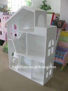 Estantería casa de muñecas