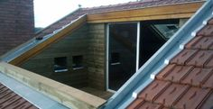 roof loft conversion balcony - Google Search