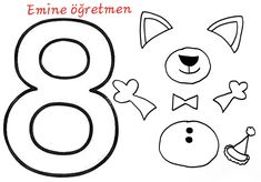 Emine teacher 8 figure cat pattern MATHEMATIC HISTORY Mathematics is among the oldest sciences in human history. In ancient times, … Number Crafts, Cat Pattern, Math Games, Primary School, Learn English, Teacher Gifts, Eminem, Projects To Try, Old Things