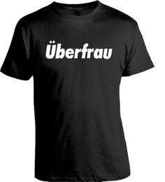 Uberfrau  Mens Design T Shirt for Men Various Color by Bluemripat, $15.99