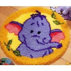 Knoopkleed olifant van  winnie the pooh
