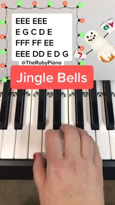 therubypiano( on TikTok: How to play Baby Shark on Piano 🎹❤️🦈 Piano Music With Letters, Piano Sheet Music Letters, Piano Music Easy, Piano Music Notes, Piano Songs For Beginners, Music Chords, Keyboard Piano, Piano Tutorial, Mood Songs