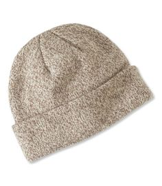 Ragg Wool Hat for $30 in a variety of colors from LL Bean.