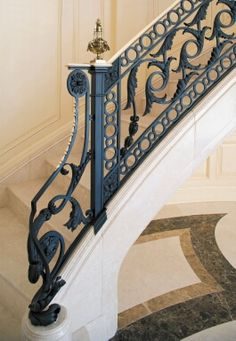 Interior » Stairs & Railings  It is all about the details!
