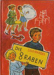 Die 8 Raben von Lilo Hardel - DDR Kinderbuch