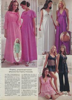 Sears Women's Fashion, 1972 - Retronaut