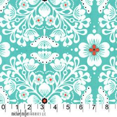 Fat quarter Fabric for quilt or craft Michael by fivemonkeyfabrics, $2.75
