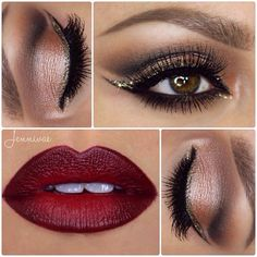#eye #makeup #eyemakeup