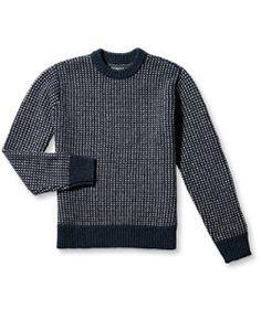 #LLBean Signature Matinicus Rock Sweater
