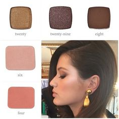 Get this look by artist and founding consultant, Kathy Aragon with these products.