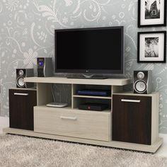 Tv Unit Furniture Design, Tv Furniture, Lcd Wall Design, Tv Wall Cabinets, Tv Cabinet Design, Tv Stand Designs, Living Room Tv Unit Designs, Tv Wall Decor, Home Room Design
