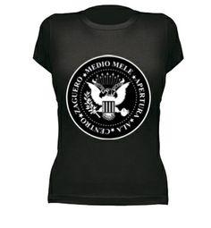 Camiseta chica Rugby Tres-cuartos #rugby #camisetas http://www.latostadora.com/emcmasquecamisetas/