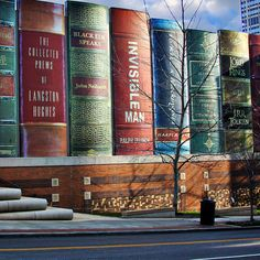 I think this is a library! I love that Black Elk Speaks is one of the spines