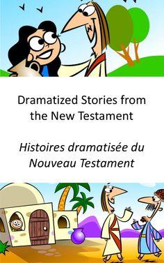Histoires bilingues pour les enfants - www.freekidstories.org