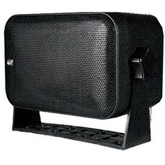 """Poly-Planar MA9060 Box Speakers (Black) by Poly-Planar. Save 26 Off!. $170.19. 100 watt maximum, 60 watt RMS power input per speaker. Two way vented port design. 5-1/4"""" polypropylene main cone. Full size box speakers with a two-way vented port design offer full range response. Stainless steel grille stands up to harsh marine effects. The MA9060 Full size box speakers with a two-way vented port design offer full range response. The speakers are capable of 100 watt RMS maximum power input..."""