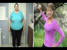 She Lost 225 Pounds at Age 63 By Following These 7 Simple Steps How to L...