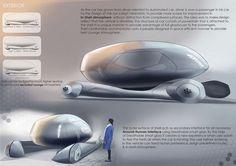 EMBRACE, la voiture autonome de 2040