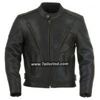 Motorcycle Leather Jackets & Vests